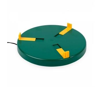 Tränkewärmeplatten 20 Watt 24 V mit Arretierungswinkel