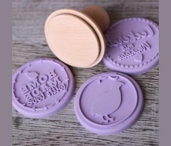 Wachtel Cookie-Stempel Set lavender | Quailzz®